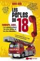 Couverture Les perles du 18 : Pompiers, Samu... Les conversations les plus drôles et les plus décalés Editions Leduc.s (Tut-tut) 2015