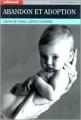 Couverture Abandon et Adoption Editions Autrement 1988