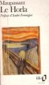 Couverture Le Horla Editions Folio  1994