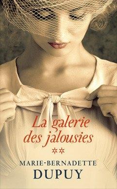 Couverture La galerie des jalousies, tome 2