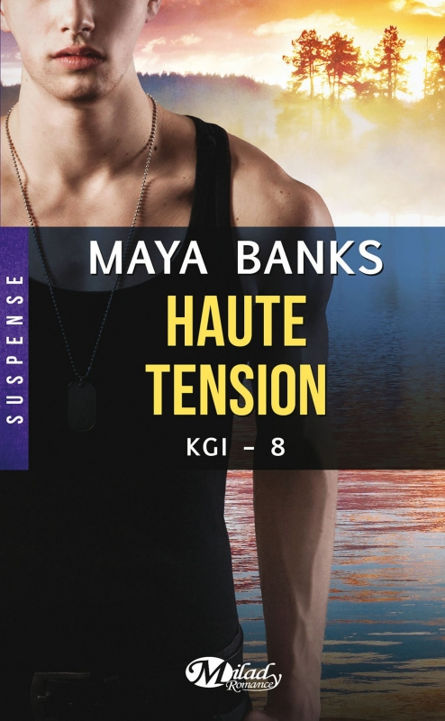 Couverture KGI, tome 08 : Haute tension
