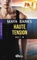 Couverture KGI, tome 08 : Haute tension Editions Milady (Romance - Suspense) 2016
