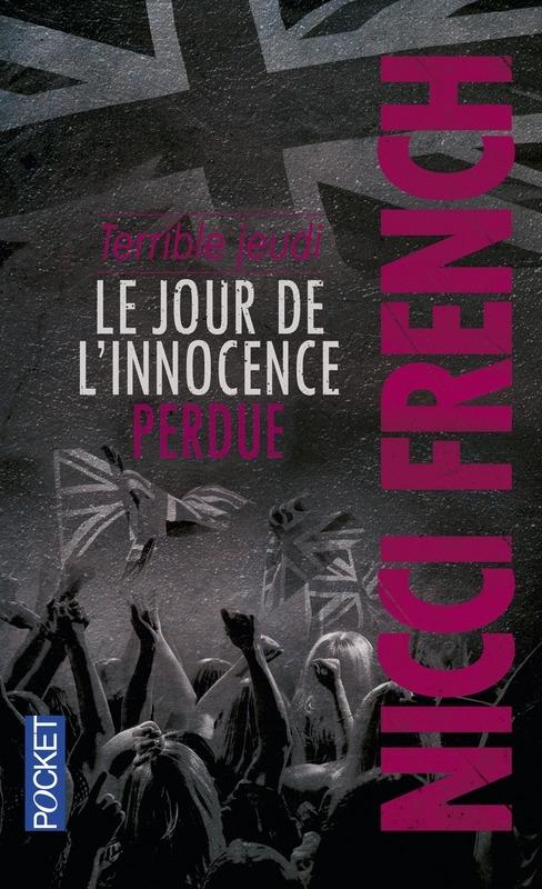 Couverture Frieda Klein, tome 4 : Terrible Jeudi : Le Jour de l'innocence perdue