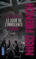 Couverture Frieda Klein, tome 4 : Terrible Jeudi : Le Jour de l'innocence perdue Editions Pocket (Thriller) 2016