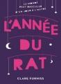 Couverture L'année du rat Editions Hachette 2016