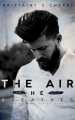Couverture The air he breathes / L'air qu'il respire Editions Autoédité 2015