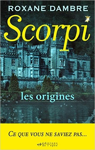 Couverture Scorpi : Les origines