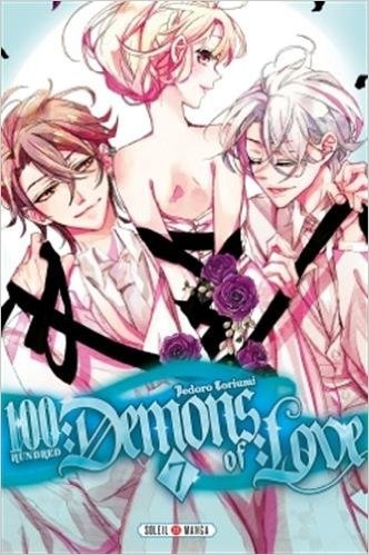Couverture 100 demons of love, tome 7