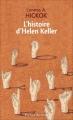Couverture L'histoire d'Helen Keller Editions Pocket 1998