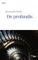 Couverture De profundis Editions Cherche Midi 2016