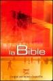 Couverture La Bible Editions Société Biblique de Genève 2012