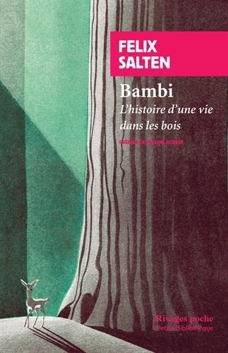 Couverture Bambi : L'histoire d'une vie dans les bois / Bambi le chevreuil