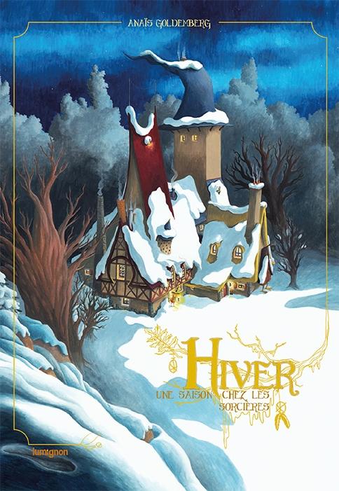 Couverture Une saison chez les sorcières, tome 2 : Hiver