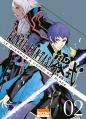Couverture Final Fantasy Type-0 : Le Guerrier à l'épée de glace, tome 2 Editions Ki-oon (Shônen) 2015