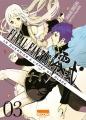 Couverture Final Fantasy Type-0 : Le Guerrier à l'épée de glace, tome 3 Editions Ki-oon (Shônen) 2015