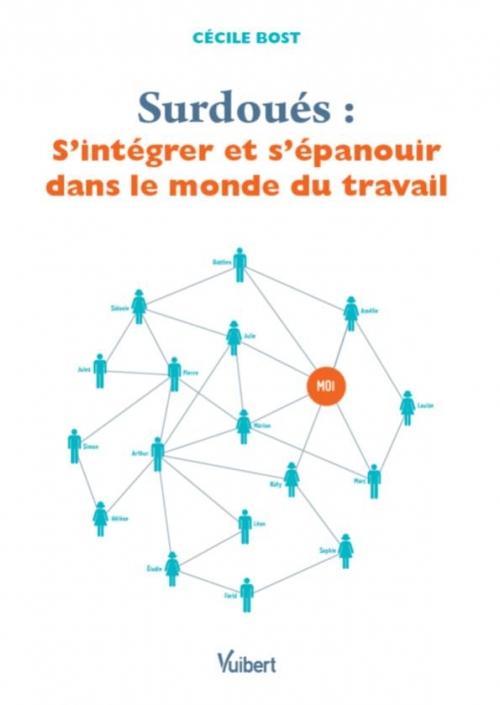 Couverture Surdoués : S'intégrer et s'épanouir dans le monde du travail