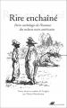 Couverture Rire enchaîné : petite anthologie de l'humour des esclaves noirs américains Editions Anacharsis 2016