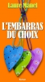 Couverture L'embarras du choix Editions Autoédité 2016