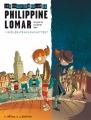Couverture Philippine Lomar, tome 1 : Scélérats qui rackettent Editions de la Gouttière 2016