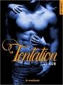 Couverture Tentation Editions La Condamine (New romance) 2016