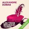 Couverture Les Trois Mousquetaires Editions Audible studios 2014