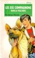 Couverture Les Six Compagnons dans la ville rose Editions Hachette (Bibliothèque verte) 1998