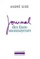 Couverture Le journal des Faux Monnayeurs Editions Gallimard  (L'imaginaire) 2016