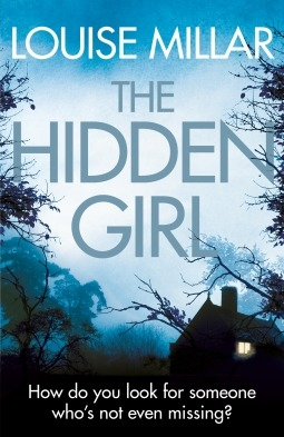 Couverture The Hidden Girl