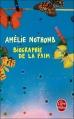 Couverture Biographie de la faim Editions Le Livre de Poche 2013