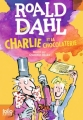 Couverture Charlie et la chocolaterie Editions Folio  (Junior) 2016
