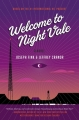 Couverture Bienvenue à Night Vale Editions Harper 2015
