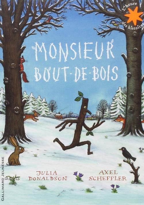Couverture Monsieur Bout-de-bois