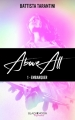 Couverture Above all, tome 1 : Embarquer Editions Hachette (Black moon - Romance) 2016