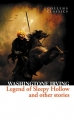 Couverture The legend of Sleepy Hollow and other stories Editions HarperCollins (Classics) 2012