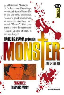 Couverture Monster, tome 02 : Surprise Party
