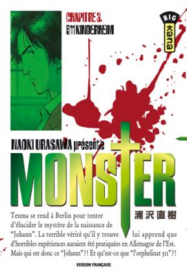 Couverture Monster, tome 03 : 511Kinderheim