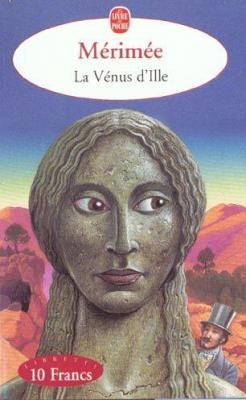 Couverture La Vénus d'Ille