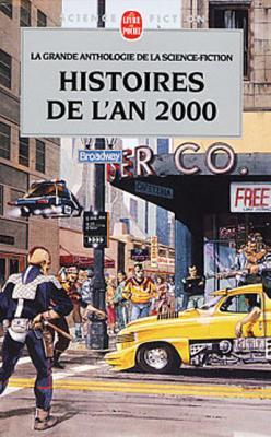 Couverture Histoires de l'an 2000