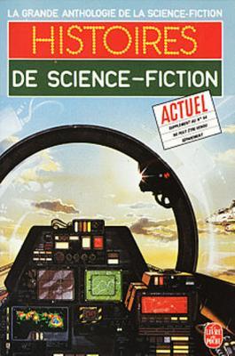 Couverture Histoires de science-fiction