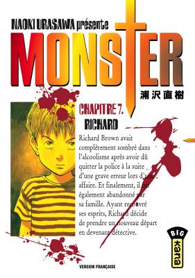 Couverture Monster, tome 07 : Richard