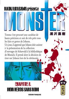 Couverture Monster, tome 08 : Mon héros sans nom