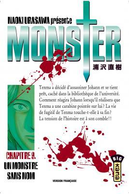 Couverture Monster, tome 09 : Un monstre sans nom