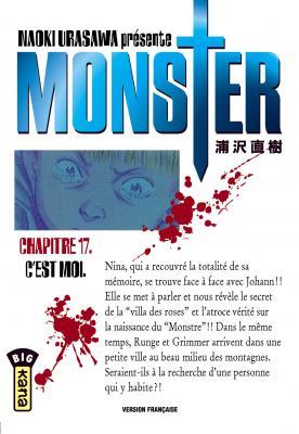 Couverture Monster, tome 17 : C'est moi