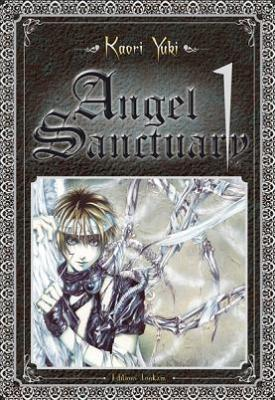 Couverture Angel Sanctuary, deluxe, tome 01
