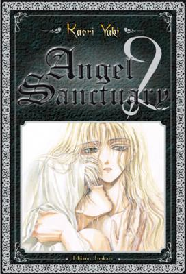 Couverture Angel Sanctuary, deluxe, tome 02