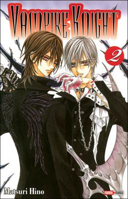 Couverture Vampire Knight, tome 02
