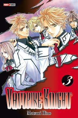 Couverture Vampire Knight, tome 03