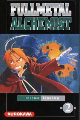 Couverture Fullmetal Alchemist, tome 02