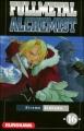 Couverture Fullmetal Alchemist, tome 16 Editions Kurokawa 2008