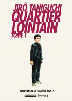 Couverture Quartier lointain, tome 1